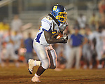 Oxford High's Mont Dean (22) runs for a touchdown vs. Lafayette High at William L. Buford Stadium in Oxford, Miss. on Friday, September 2, 2011. Lafayette won 40-12