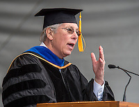 UCSB Commencement, 2016 Social Sciences 2 Ceremony 9am 6_12_16. Blair Hull