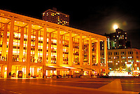 Avery Fisher Hall at Lincoln Center for the Performing Arts,  New York City, New York