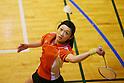 Badminton: 1st Japan National Badminton Championships 2016