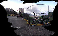 Images taken with Iphone camera and PhotoSynth Application.