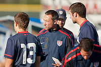 Caleb Porter, U23 National Team Head Coach.