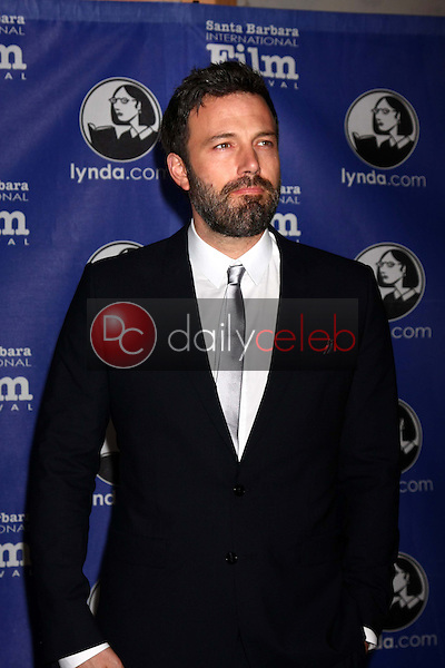 Ben Affleck<br /> at the 2013 SBIFF Modern Masters Award presented to Ben Affleck, Arlington Theater, Santa Barbara, CA 01-25-13<br /> David Edwards/DailyCeleb.com 818-249-4998