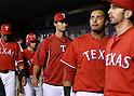 Texas Rangers vs Tampa Bay Rays - MLB baseball American League Wildcard Tiebreaker
