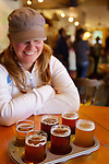 Long Trail Brewery, Bridgewater, Vermont. 2011