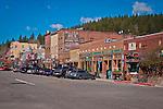 Old Town Truckee, California.