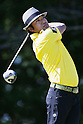 Shingo Katayama, MAY 12, 2012 - Golf : Shingo Katayama tees off on the 15th hole during the PGA Championship Nissin Cupnoodles Cup 2012 3rd round at Karasuyamajo Country Club, Tochigi, Japan. (Photo by Yusuke Nakanishi/AFLO SPORT) [1090]