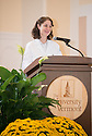 Ursula McVeigh, M.D. Class of 2017 White Coat Ceremony.