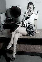 AJ ALEXANDER/AJimages - <br /> Model Allicia Dae Pearson<br /> Photo by AJ ALEXANDER (c)<br /> Author/Owner AJ Alexander