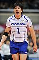 Kunihiro Shimizu (Panthers), MARCH 5, 2011 - Volleyball : 2010/11 Men's V.Premier League match between Toyoda Gosei Trefuerza 1-3 Panasonic Panthers at Tokyo Metropolitan Gymnasium in Tokyo, Japan. (Photo by AZUL/AFLO).