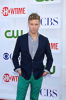 LOS ANGELES - JUL 29:  Barrett Foa arrives at the CBS, CW, and Showtime 2012 Summer TCA party at Beverly Hilton Hotel Adjacent Parking Lot on July 29, 2012 in Beverly Hills, CA