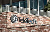 Tele Tech headquarters, Englewood, Colorado, USA.