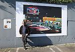 City of West Hollywood. Rock 'N' Roll Billboards on the Sunset strip. Exhibit. Photo credit: Joshua Barash