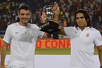 Copa Euroamericana / Euroamerican Cup, 2014