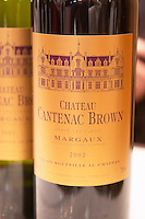 Chateau Cantenac Brown, Margaux, Medoc, Bordeaux, France