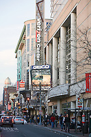 Downtown Verizon Center Washington DC