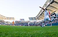 Los Angeles Galaxy vs Puerto Rico Islanders July 27 2010