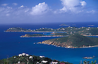 Islands, Charlotte Amalie, St. Thomas, US Virgin Islands, Caribbean