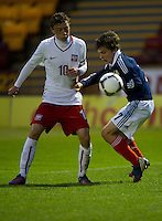 Scotland v Poland U15