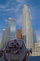 Downtown Los Angeles, Skyscrapers, Citigroup, U.S. Bank, AT&T,  Buildings