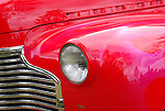 Possibly a 1941-1942 Chevrolet