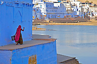 Pushkar in Rajasthan is one of India's most holiest towns,