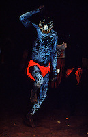 The Images from the Book Journey through Color and Time, Aboriginal Ceremony Central Australia