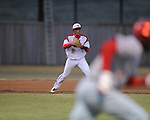 Lafayette High vs. South Pontotoc baseball at LHS in Oxford, Miss. on Tuesday, March 2, 2010.