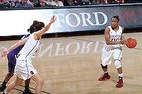 STANFORD, CA - February 27, 2014: Stanford Cardinal's Alex Green during Stanford's 83-60 victory over Washington at Maples Pavilion.