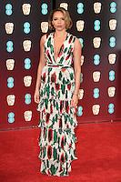 Carmen Ejogo at the 2017 EE British Academy Film Awards (BAFTA) held at The Royal Albert Hall, London, UK. <br /> 12 February  2017<br /> Picture: Steve Vas/Featureflash/SilverHub 0208 004 5359 sales@silverhubmedia.com