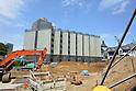 Grand Prince Hotel Akasaka demolition works completed