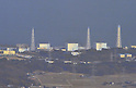 March 14, 2011: Fukushima nuclear power plant. Photographed from a company helicopter above Tamura City, Fukushima Prefecture, by Masaru Nishimoto.(Photo  by Mainichi Newspaper / Aflo)