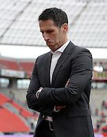FUSSBALL   1. BUNDESLIGA   SAISON 2012/2013    31. SPIELTAG Bayer 04 Leverkusen - SV Werder Bremen                  27.04.2013 Thomas Eichin (SV Werder Bremen)