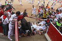 Release of heifers of San Fermin