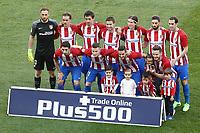 La Liga 2016-2017. ATLETICO DE MADRID v SEVILLA CF.