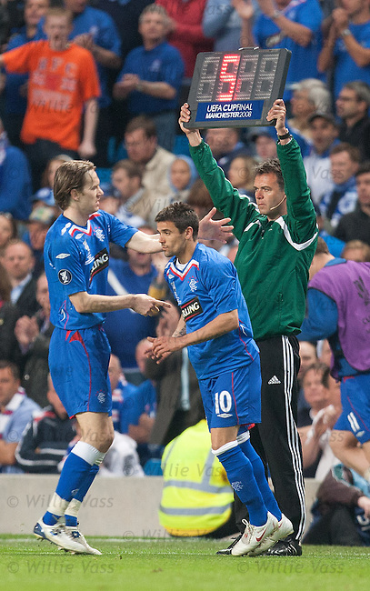 Sasa Papac makes way for Nacho Novo