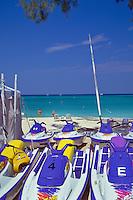 Cayman Islands Water JetSki's, Emerald Ocean
