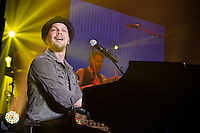Gavin DeGraw performs at Blue Hills Bank Pavilion, Boston, MA
