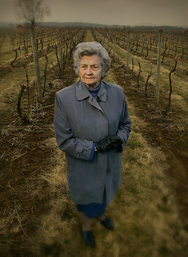 Slug: FD/Swedenberg.Date: 03-26-2005.Photographer: Mark Finkenstaedt FTWP.Location: 23595 Winery Lane, Middleburg, VA.Caption: Juanita Swedenberg owner and operator of Swedenburg Estate Vineyard and is.pressing for a change in law that would allow her and all vintners to sell their wines beyond state lines. The case has make it all the way to the Supreme Court which is expected to hear it any day now.