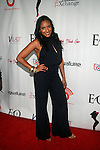 Eunice Quinones Attends Licious Apparel By Coco – Fashion Week Launch Party & Runway Show at XL Night Club, NY  9/5/12