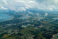 Coast Of South Florida, Aerial View