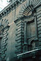 Nicholas Hawksmoor: St. Mary Woolnoth, London. North facade. Photo '05.