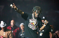 PHILADELPHIA, PA - OCTOBER 28 :  Lil Uzi performing at Powerhouse 2016 at the Wells Fargo Center in Philadelphia, Pa on October 28, 2016  photo credit Star Shooter/MediaPunch