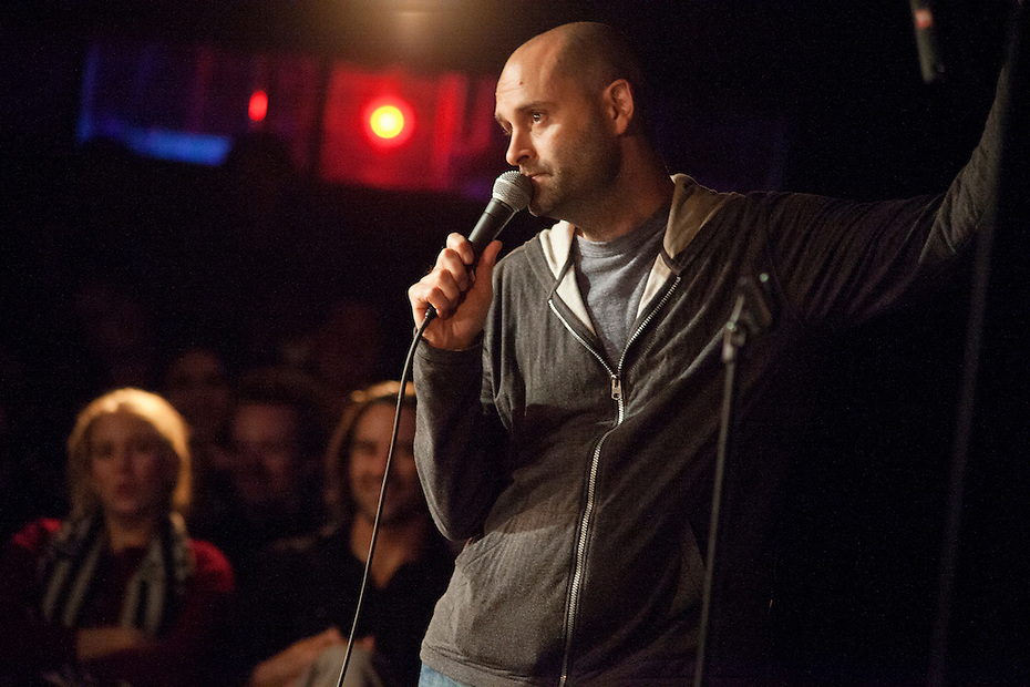 Ted Alexandro, Whiplash - October 15, 2012 - UCB