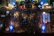 The City Plaza during Built to Spill Friday.