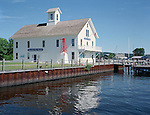 Connecticut River Museum, Essex Harbor, Essex, CT