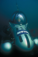 Deep Worker Submersible and Scientist Susan Reeve explore the ocean's depths.