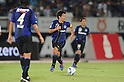 Tomokazu Myojin (Gamba), SEPTEMBER 10, 2011 - Football / Soccer : 2011 J.League Division 1 match between Gamba Osaka 2-0 Omiya Ardija at Expo '70 Stadium in Osaka, Japan. (Photo by AFLO)