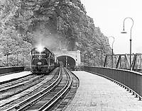 Railroads In Black and White