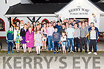 Lisa and Kieran Healy from Old Bridge, Headford, Killarney celebrated their 21st and 18th birthday surrounded by friends and family in the Kerry Way, Glenflesk last Friday night.